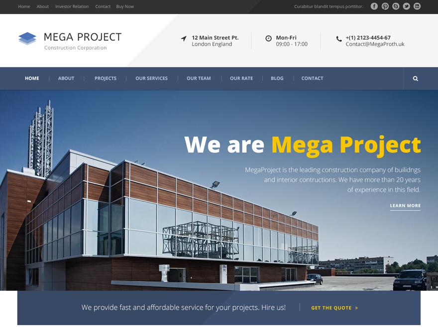 megaproject v1 00